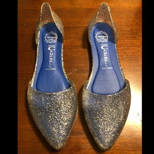 NEW Jeffrey Campbell Jellylove Silver